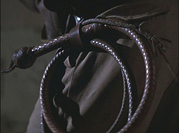 how to make a bullwhip out of leather