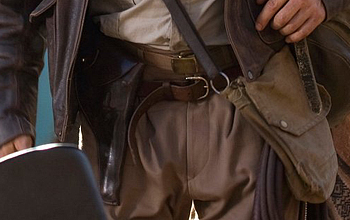 Indiana Jones style Belt